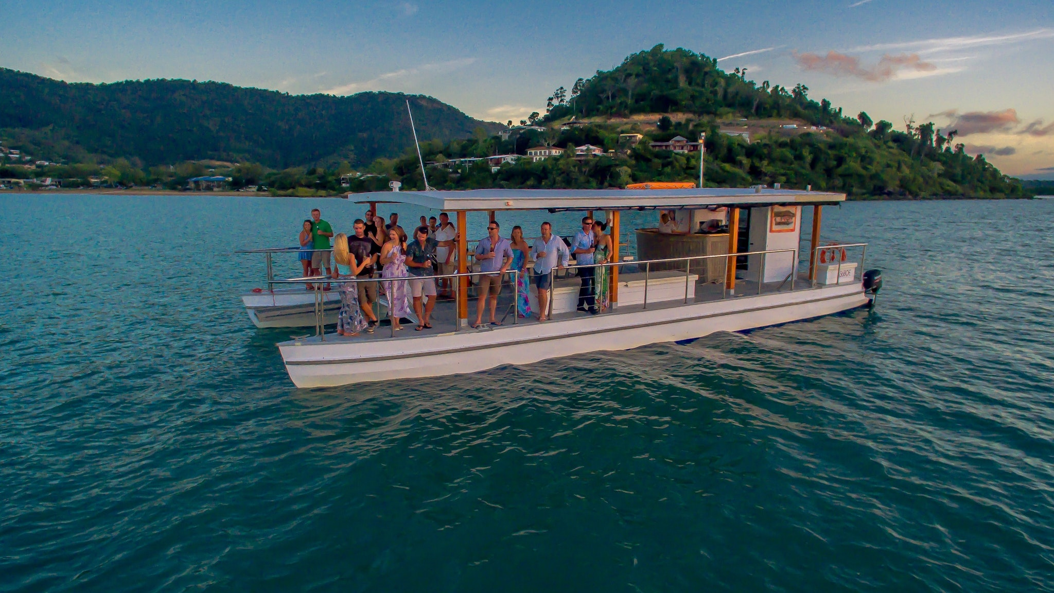 Sundowner Cruises