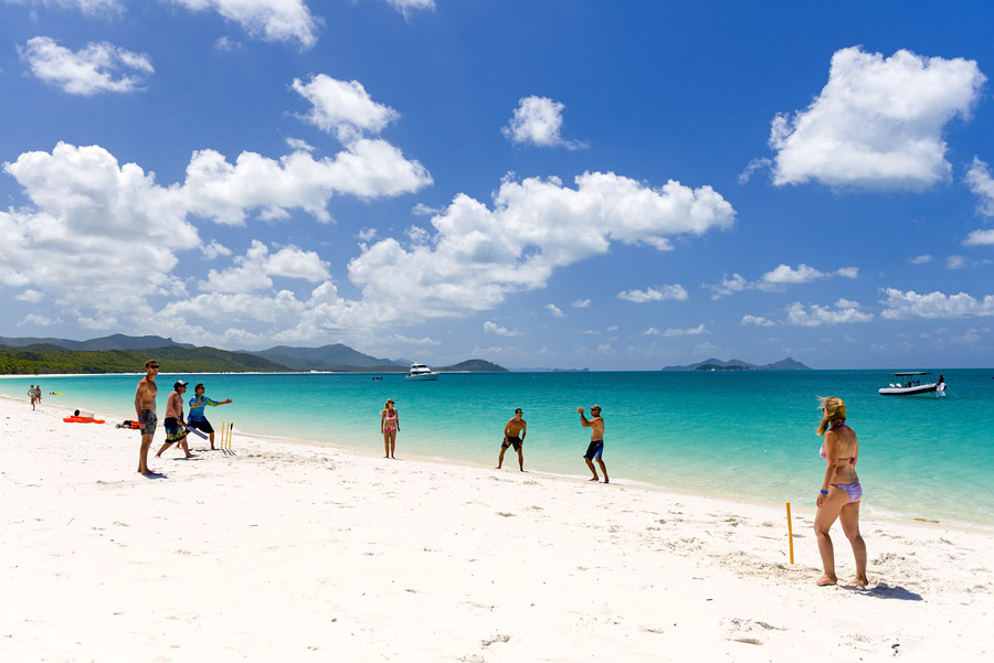 Whitehaven Beach & Whitsunday Islands Half Day