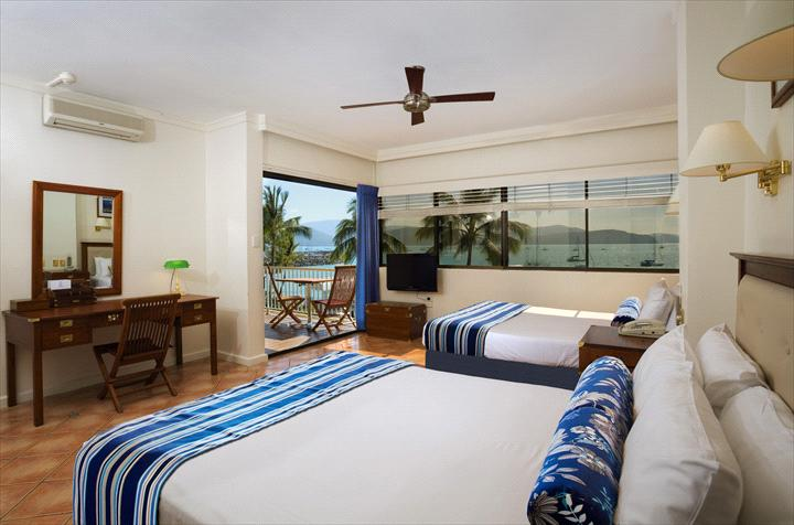 Coral Sea Resort Airlie Beach Accommodation