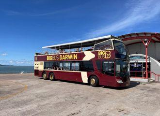 Darwin Explorer Big Bus Tours