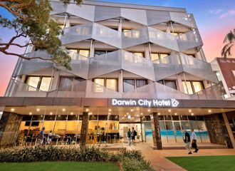 Darwin City Hotel Cafe Take Away