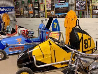 Gilbert's Motor Museum - Strathalbyn