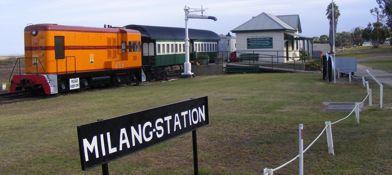Port Milang Historic Railway Museum Inc.