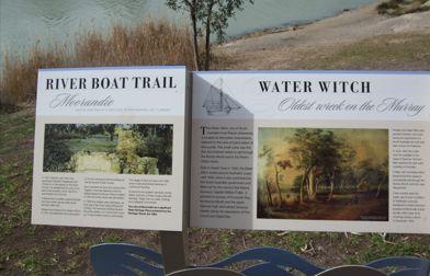 River Boat Trail