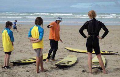 Ocean Living Surf School