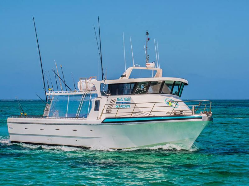 Mahi Mahi Fishing Charters, Coral Bay