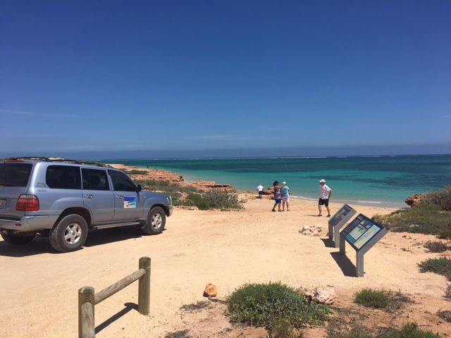 Ningaloo Reef to Range Tours