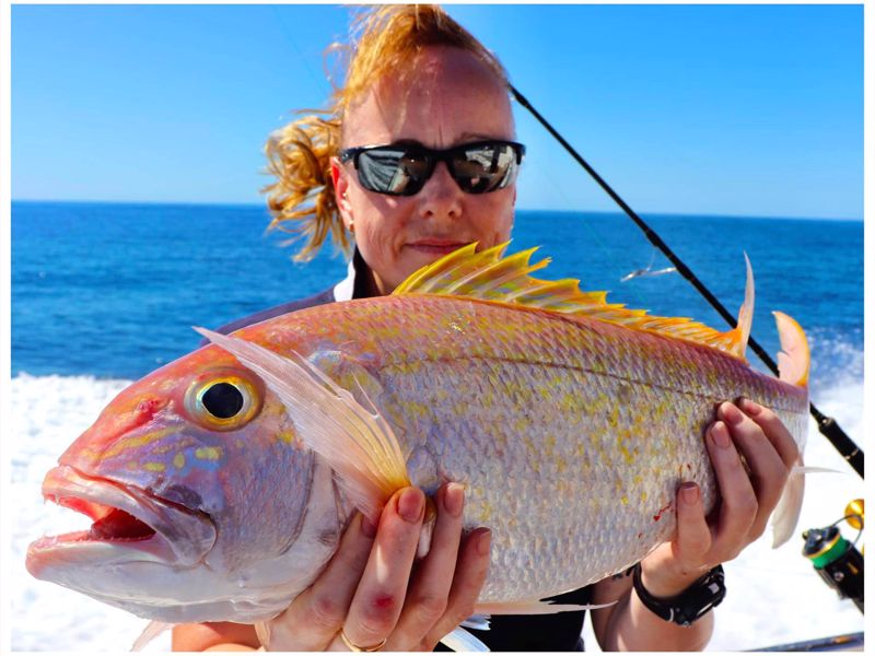 Evolution Fishing Charters