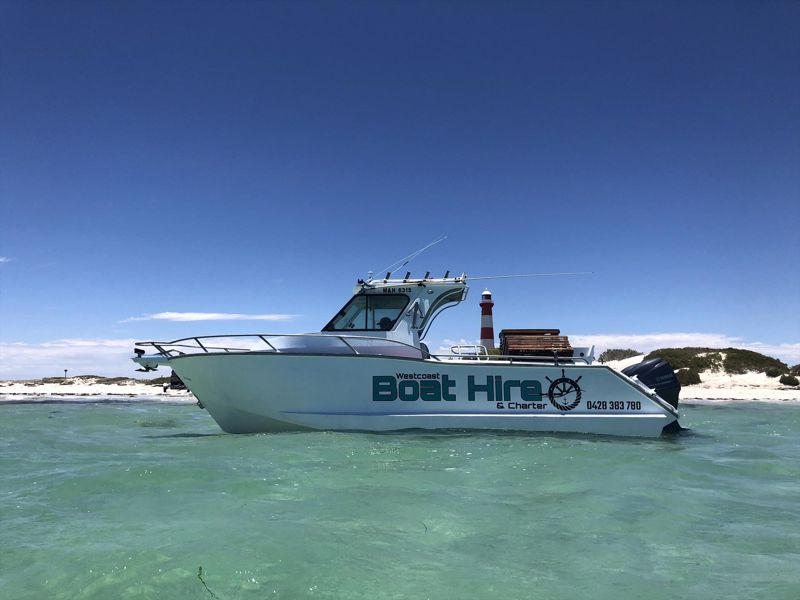 West Coast Boat Hire and Charter