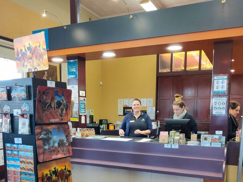 Kalgoorlie Boulder Visitor Centre
