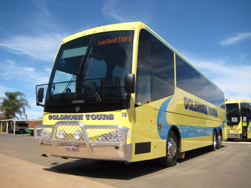 Goldrush Tours