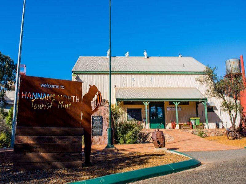 Hannans North Tourist Mine