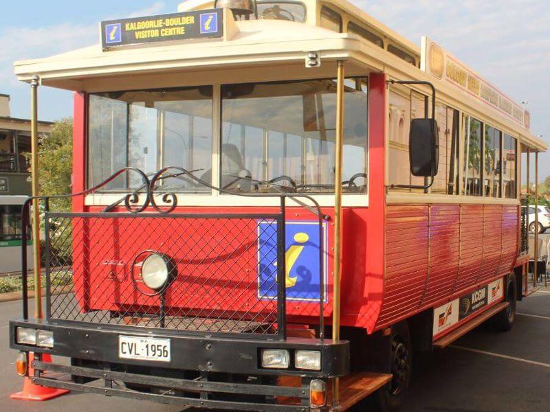 Kalgoorlie Boulder Tram