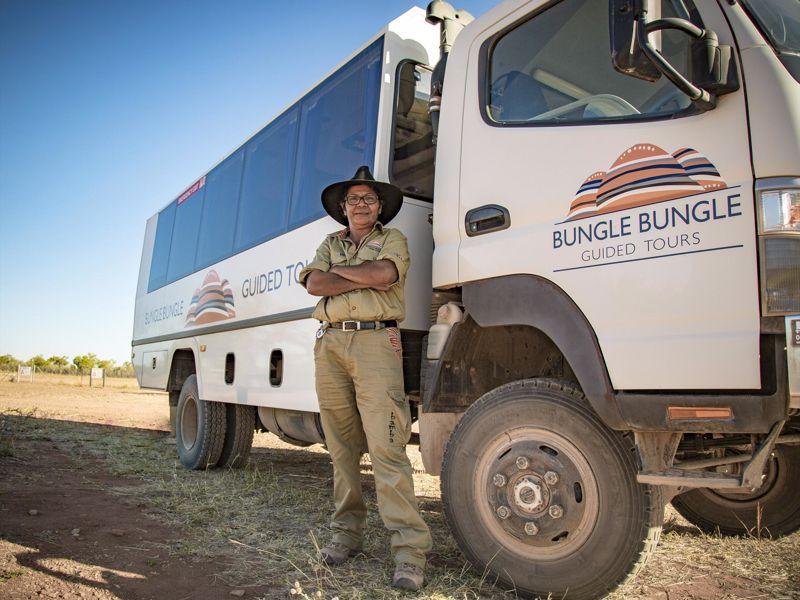 Bungle Bungle Guided Tours