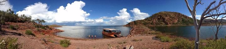 Lake Argyle Tours & Boat Cruises
