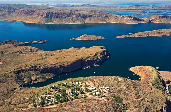 Lake Argyle Resort
