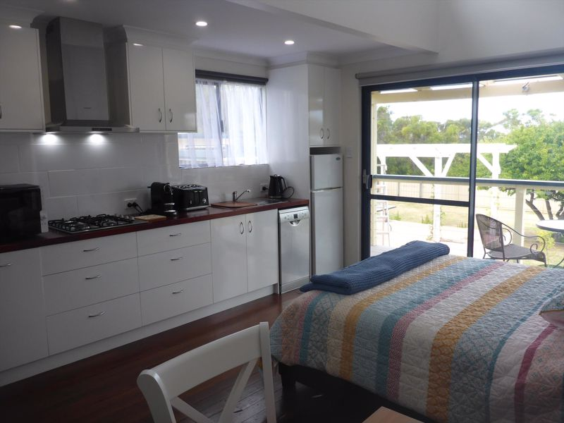 Firetail Studio Accommodation