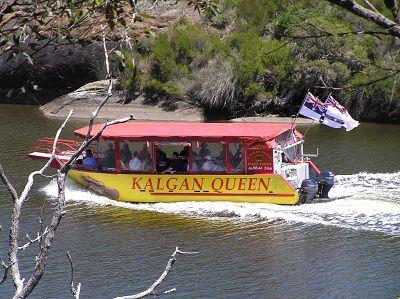 Kalgan Queen Scenic Cruises (Tour)