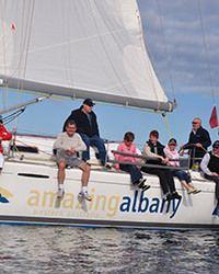 Albany Southern Ocean Sailing