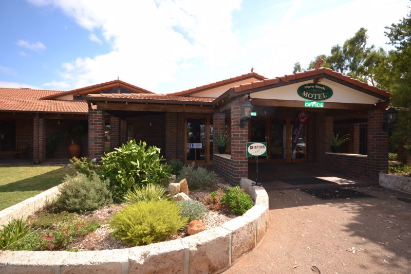 Wave Rock Hotel/Motel (Hyden)