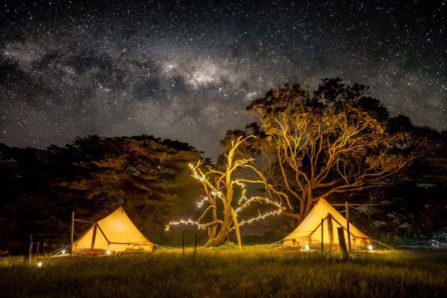 Sheltered Glamping Co