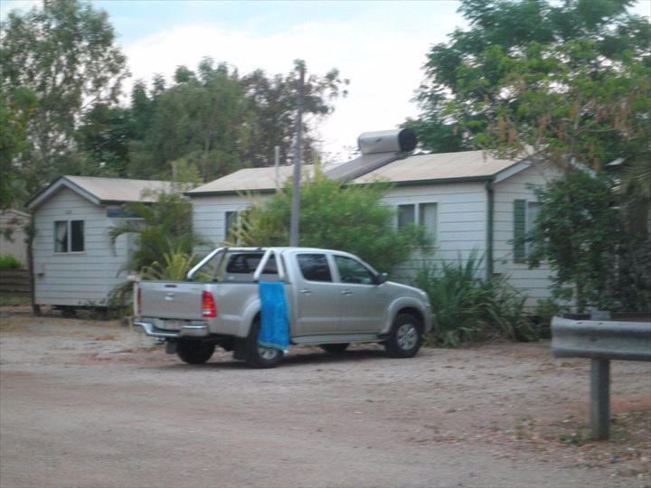 Mataranka Roadhouse