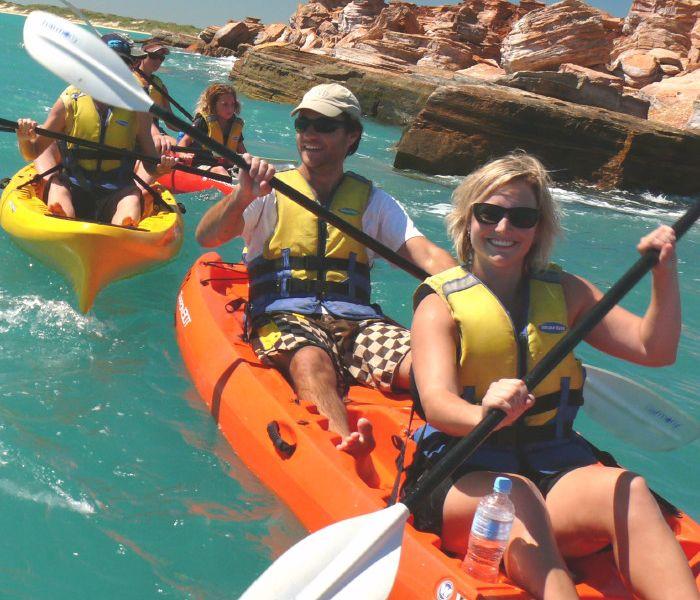 Broome Adventure Company - Turtle Kayak Adventure