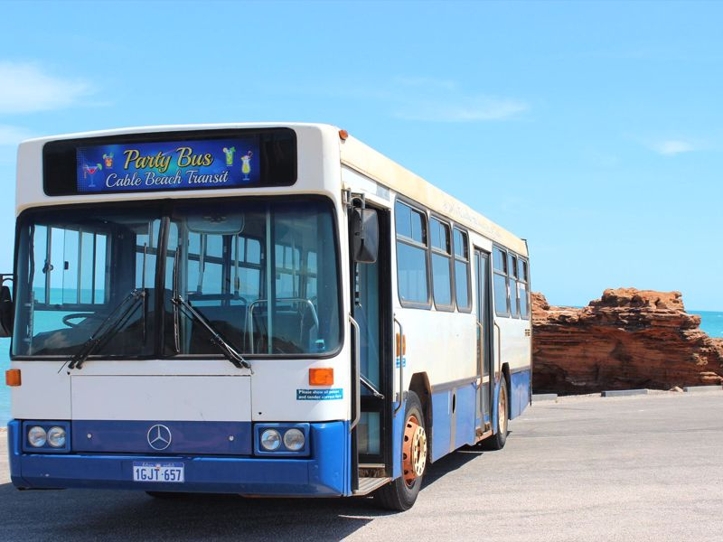 Cable Beach Transit Services