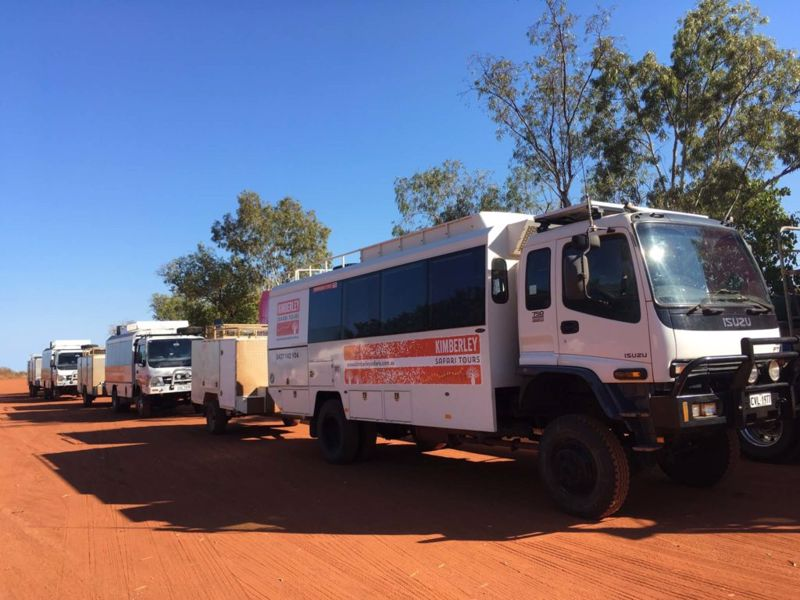 Kimberley Safari Tours