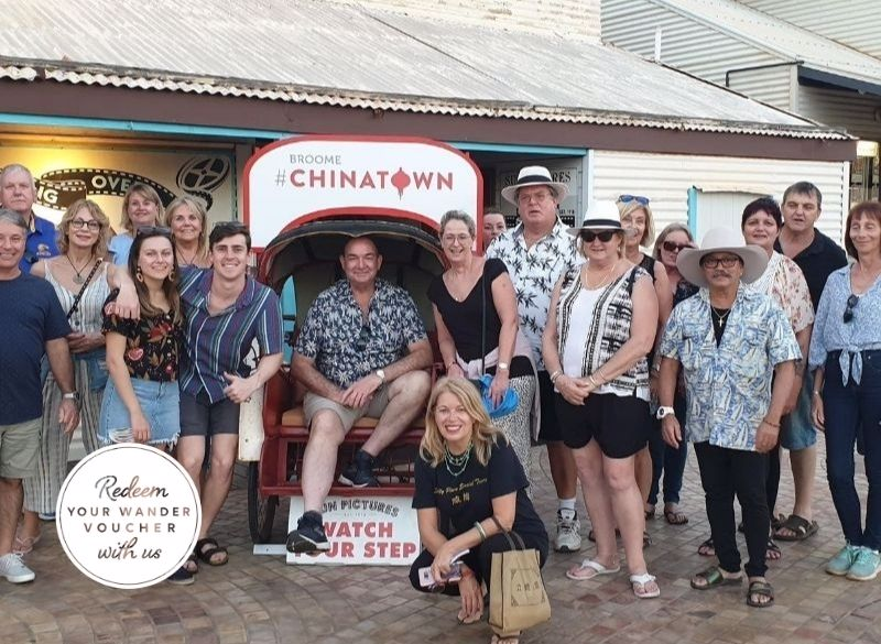 So Broome - Salty Plum Social Small Bar Walking Tour