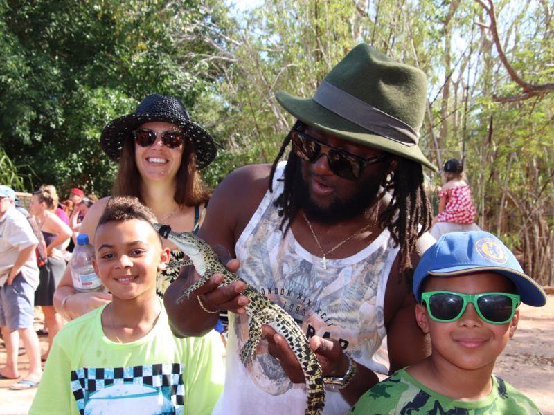 Broome and Around  Tours
