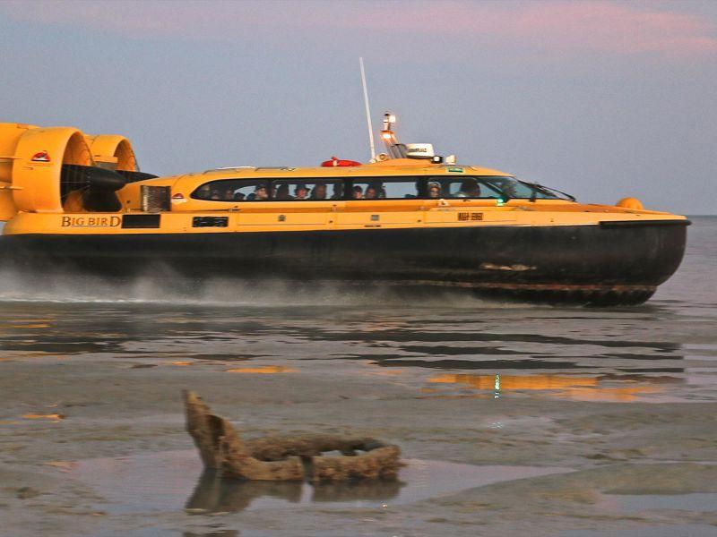 Broome Hovercraft
