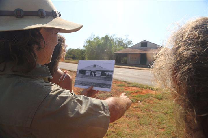 Broome Historical Walking Tours