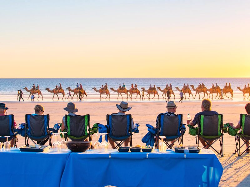Cable Beach Transit - Sunset Tours