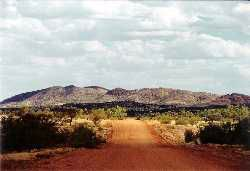 Mount Augustus Tourist Park