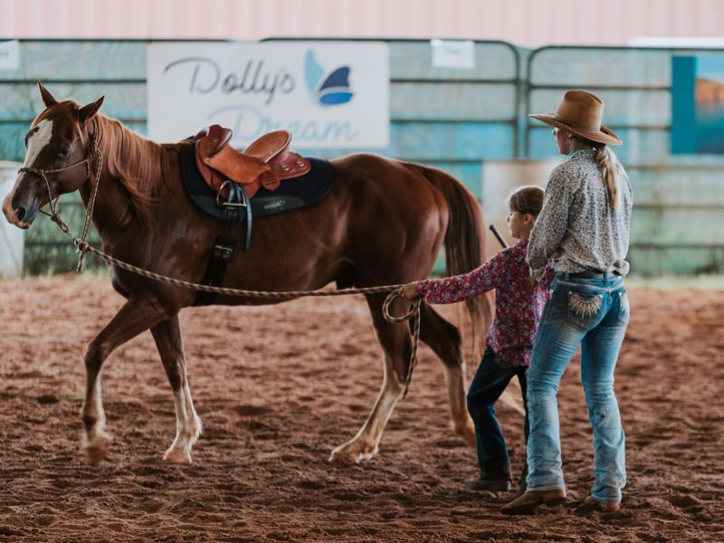 Katherine Outback Experience Horse Riding