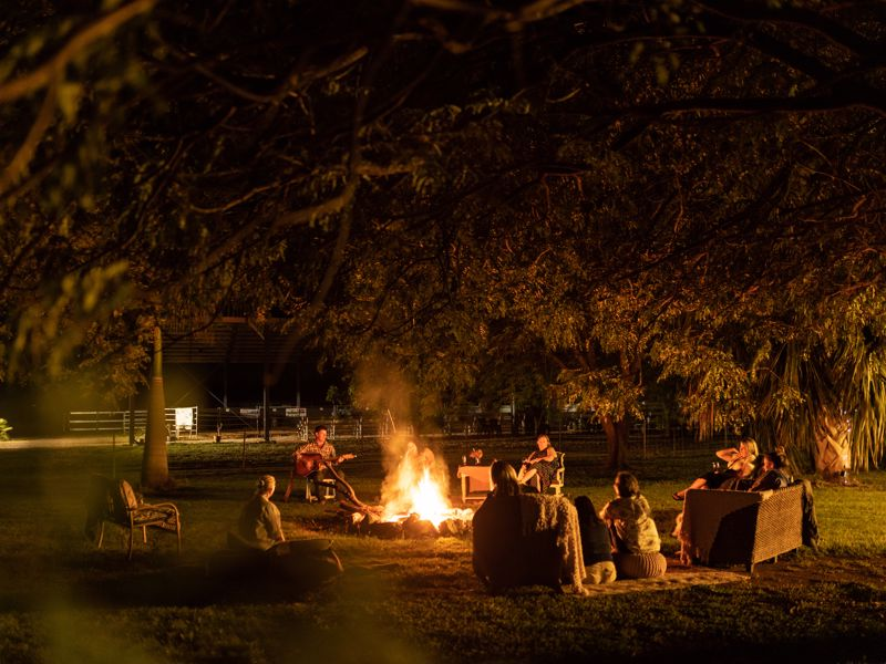 Katherine Outback Experience Glamping