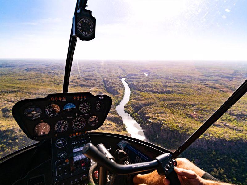 Nitmiluk Helicopters