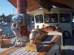 Streeter Pearl Lugger Cruises