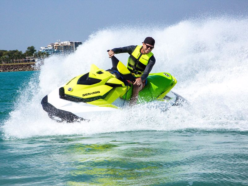 00Seven Jet Ski Adventures
