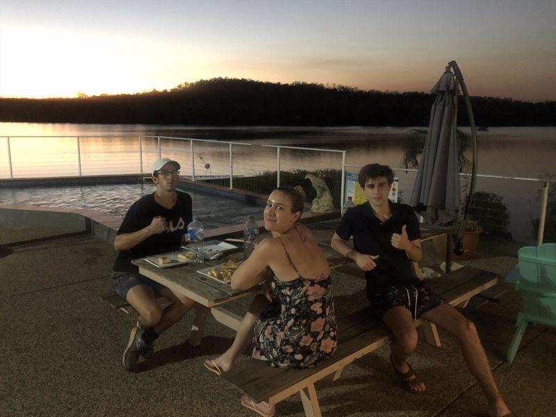 De Lago Resort on Lake Bennett