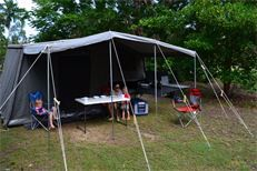 Outback & Beyond Camper Trailer Hire