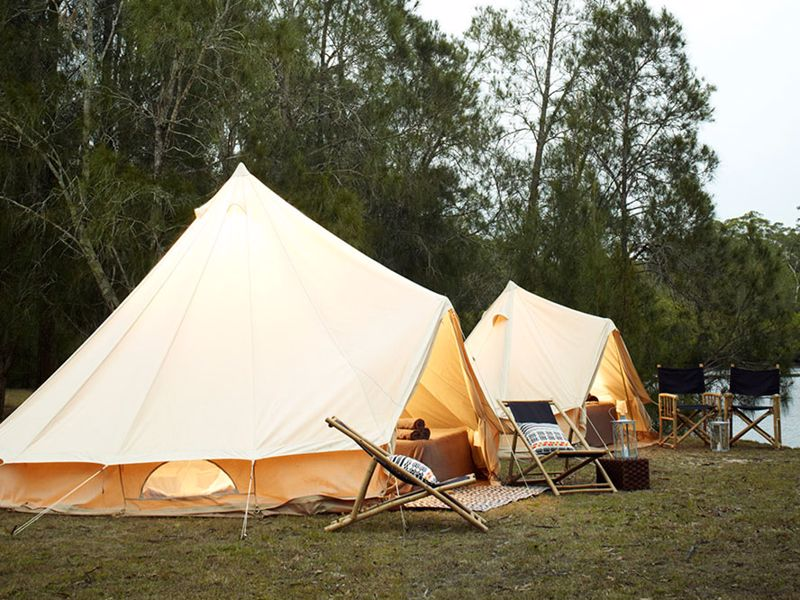 Glamping NT - Flash Camp NT