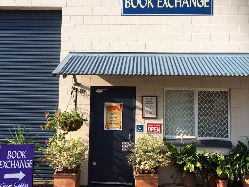 Caryota Book Exchange