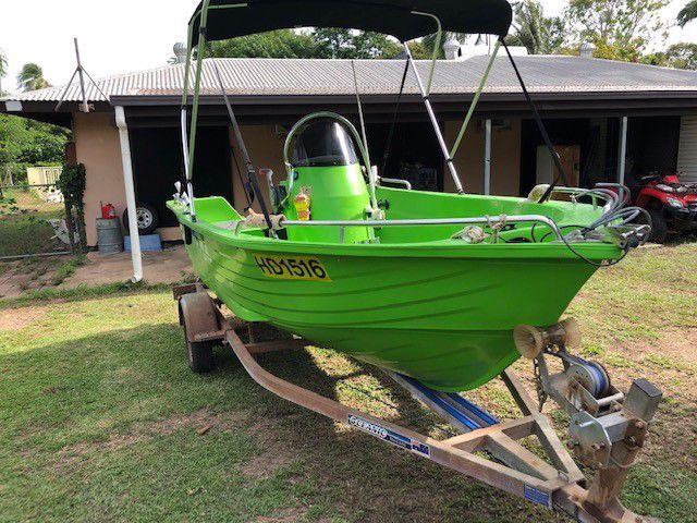 Mixed Bag Boat Hire