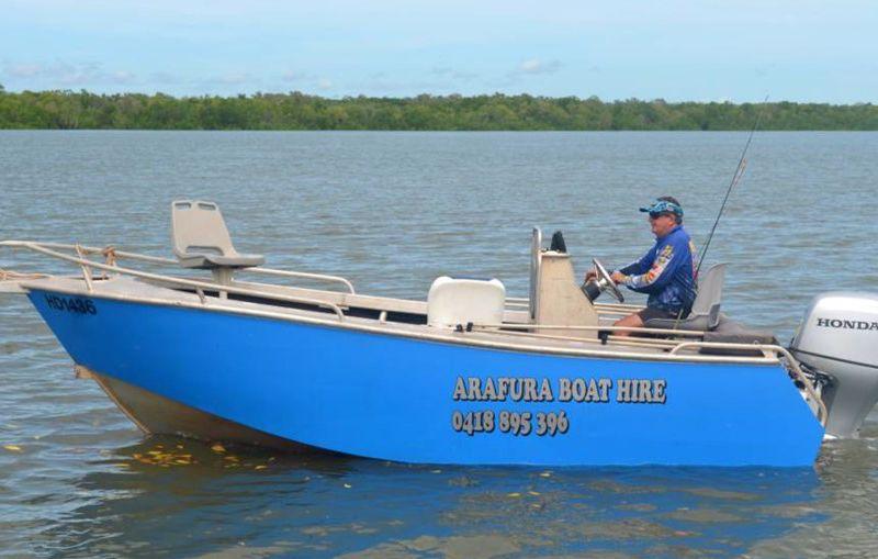 Darwin Boat Hire