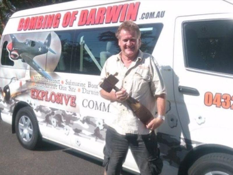 Bombing Of Darwin WWII Heritage Tours