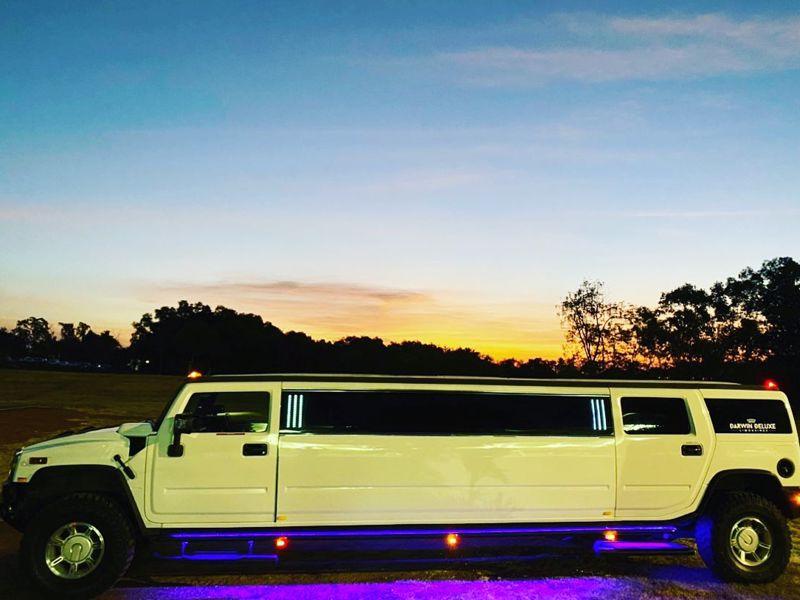 Darwin Deluxe Limousines