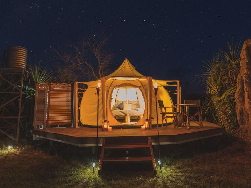 Top End Safari Camp - Matt Wright
