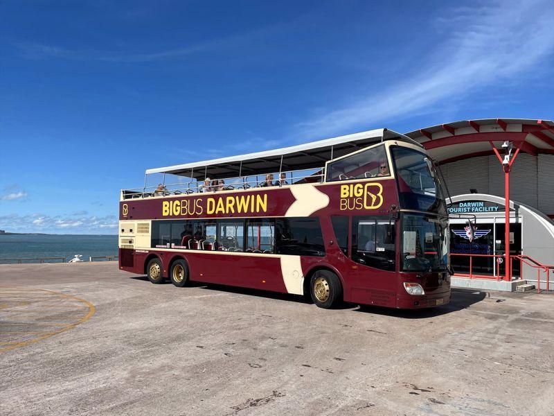 Darwin Explorer - Big Bus Darwin